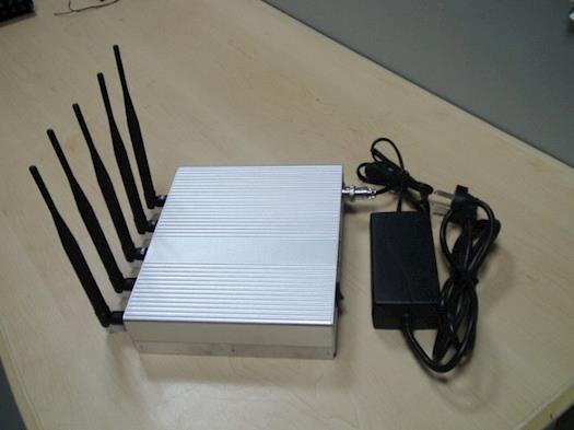 Bluetooth WLAN/WIFI Störsender mit GSM UMTS Handy Signal Jammer