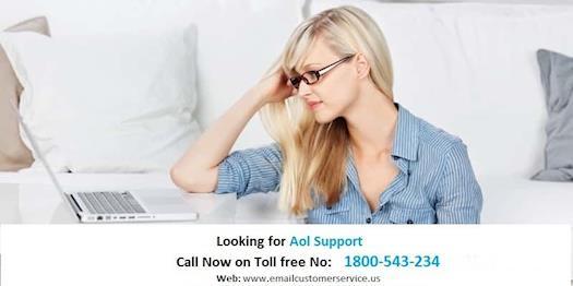 AOL Customer Service Number - 1800-543-234