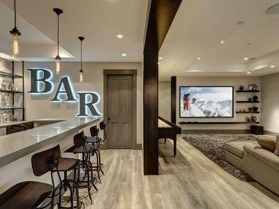 Basement Bar Concept