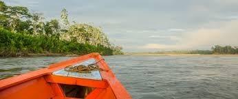 tambopata river cruising