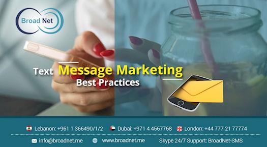 Text Message Marketing Best Practices
