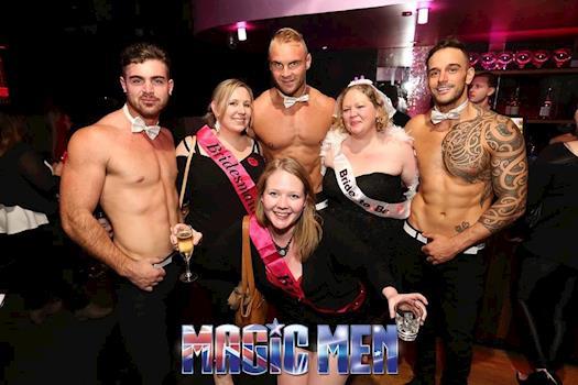 Melbourne Topless Barmen