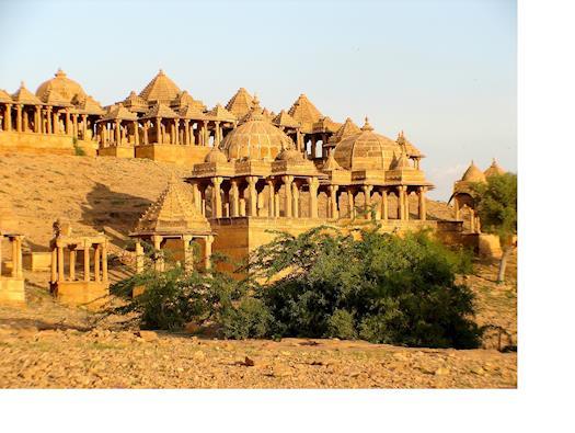 Bara Bagh Jaisalmer