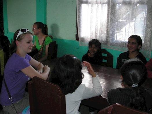 Volunteer Work in Guatemala
