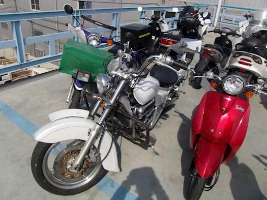 Honda Foresight 250cc Bikes