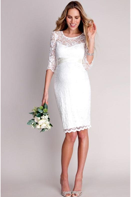 Maternity Bridesmaid & Wedding Dresses