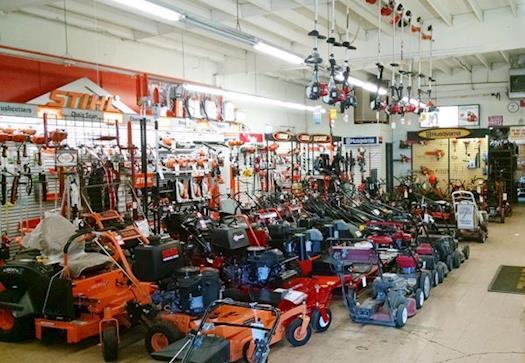 Lawn Mower Sales