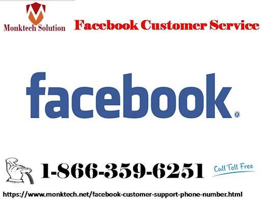Eliminate Your FB Problems Via 1-866-359-6251 Facebook Customer Service