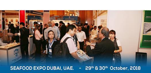 Dubai International Seafood Show 2018