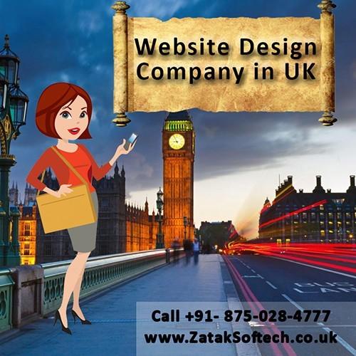 Website Design Company in UK